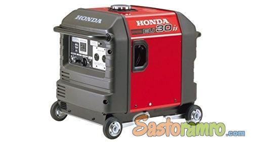 Eu30is Honda Inverter Generators For Domestic Or Commercial Use