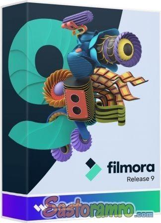 Filmora 9.3.5.8 (x64) Multilingual Software