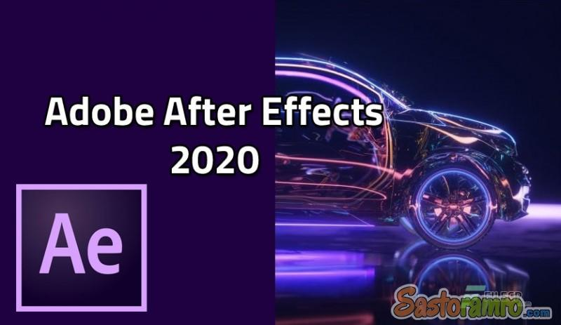 Adobe After Effects 2020 V17.0.6.23 Beta (x64) Multilingual Preactivated