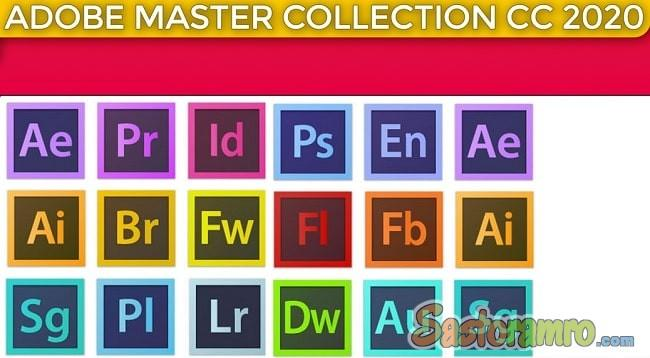 Adobe Master Collection Cc 2020 March Pre-cracked.