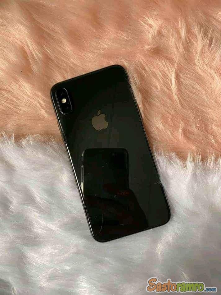 Sell for Apple iphone x 64 GB