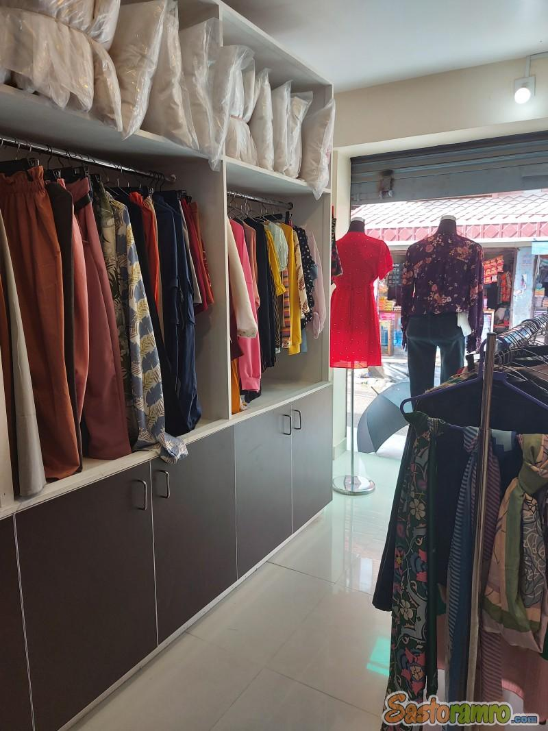 Ladies Clothing Store for sale