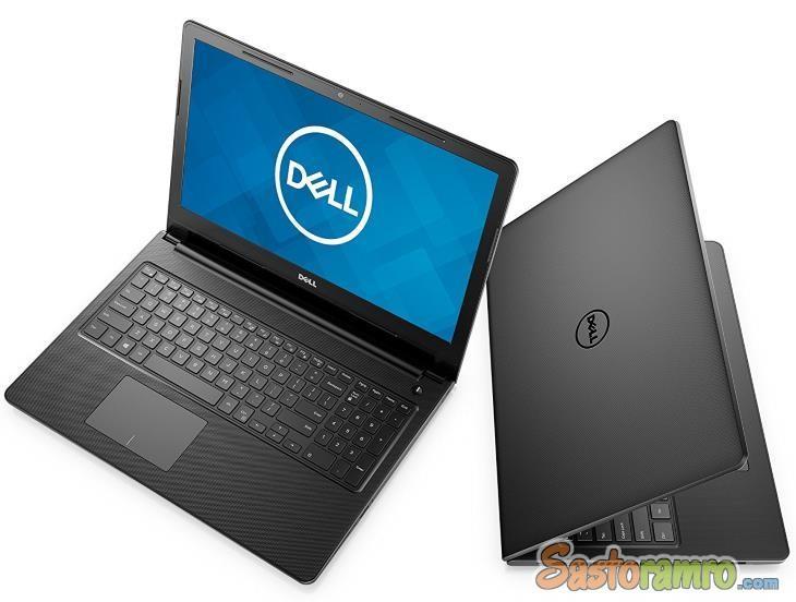 DELL inspiron i5 7th gen laptop