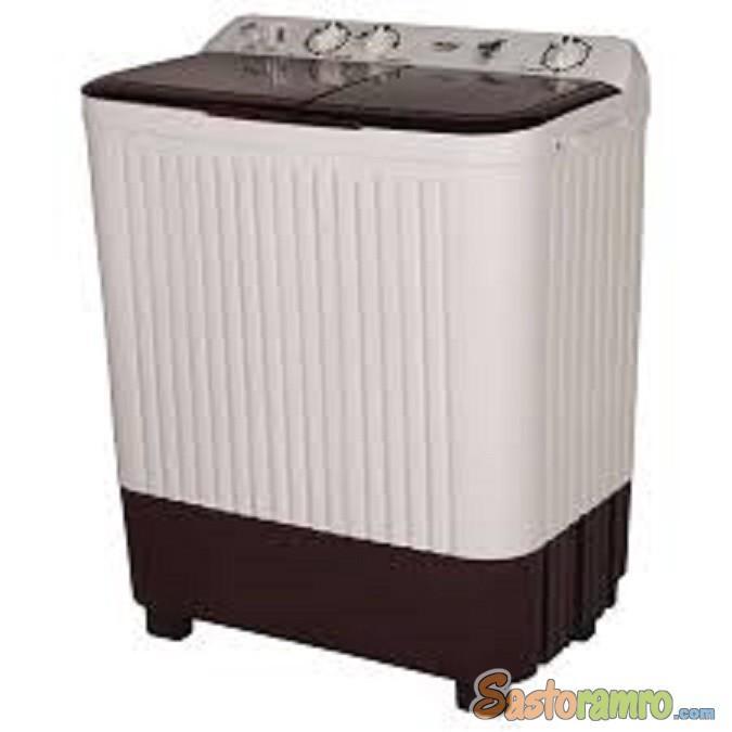 Haier Washing Machine 7.2 Kg (ht-w72-187bt) Semi-automatic