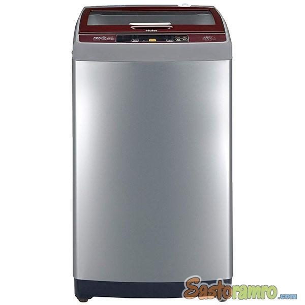 Haier Washing Machine 7.5 Kg Top Loader (hwm75-707nzp)