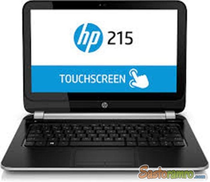 Hp Mini 215G1 Laptop