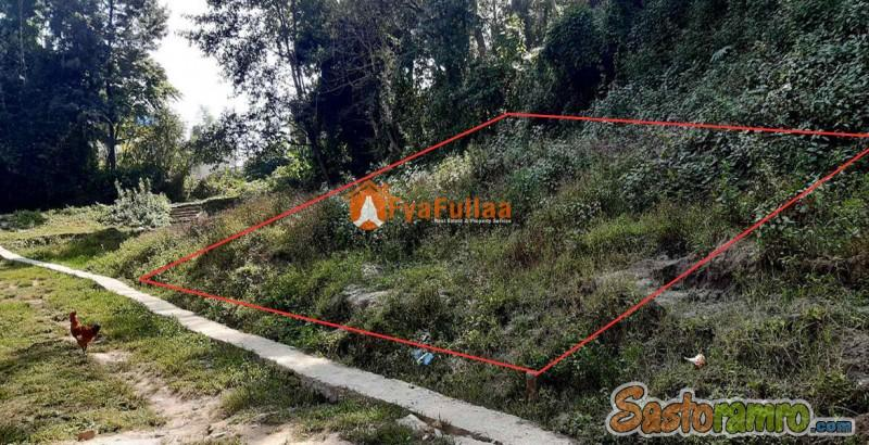 Land sale in Thali