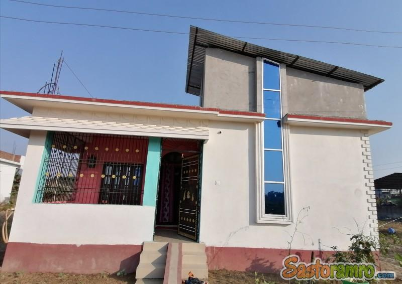 A New & Beautiful house at Birtamode-2, Charpane, Near East-West Highway