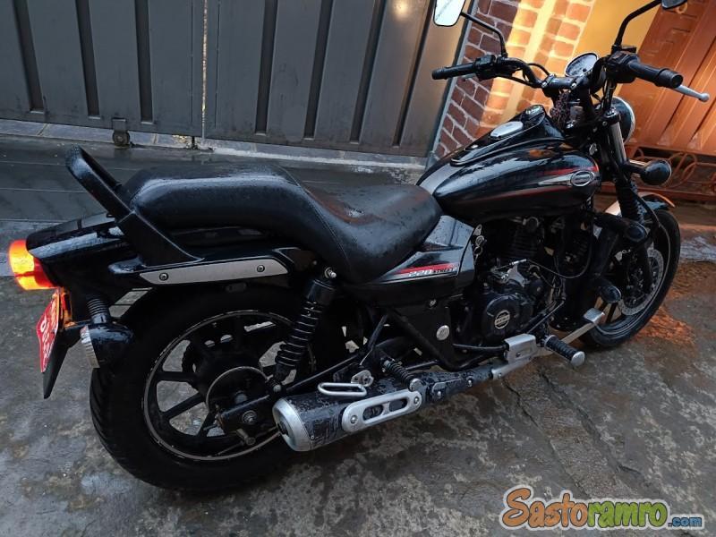 Bajaj Avenger Street 220cc (Urgent Sale)