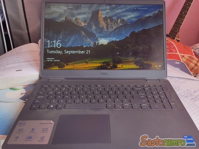 Dell 11th gen i5 8GB RAM