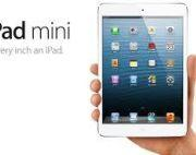 IPAD MINI WIFI ONLY 16 GB WHITE COLOR