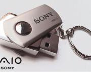 8gb Sony Metallic Ori Pendrive