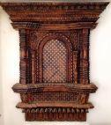 Handcrafted Narshing Window
