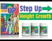 STEP UP HEIGHT INCREASE