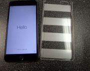 64 GB Rarely used IPhone 6plus , space grey