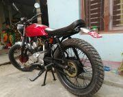 Yamaha Crux Cafe Racer Custom Made on sell...sell...sell...