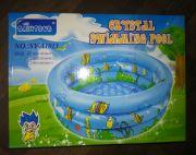 Round Crystal Swimming Pool