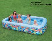Intex Family Deluxe Swimming Pool
