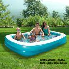 INTEX 58484 Inflatable 'Family' Pool