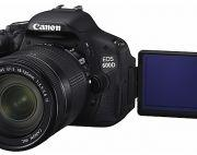 Like New (used few times) Canon 600D