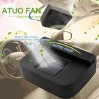 Auto Cool Solar POwer Fan