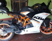 Looking for KTM RC 390