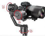 Camera Gimball Zhiyun Crane V2