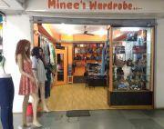 minee's wardrobe