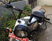 Royal Enfield Classic 350cc Handle Bars, Levers, Mirrors