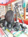 Combo Of Nikon D7000, SpeedLight, 3 Lens, Tripod & More
