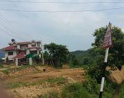 7 ana land at Bharatpur