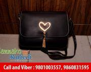 Ladies fancy bag high quality