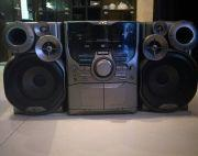 JVC compact Component sound system
