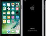 Iphone 7 128gb matte black only for Rs.55000/-