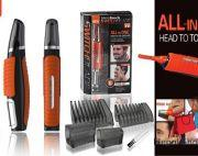 Micro Touch Switchblade All In 1 Trimmer