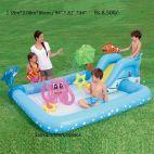 Baby Swimming Pool 2.39m * 2.06m * 86cm