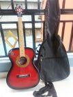 8 months old Givsun acoustic Guitar for sale - Thamel, Kathamandu