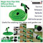 Magic Hose Pipe With Different Mode Spray System Gun