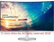 Samsung  24″ Curve Monitor: LC24F390FHWXND