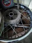 Royal Enfield Classic 350cc Wheels, Tyres & Rims