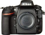 Nikon D810 camera and camera bag on sale