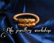 24 caret pure gold ring