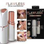 FLAWLESS Epilator Wax Finishing Touch Flawless Facial Hair Remover Razor
