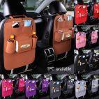Car Back Seat Organizer Multi Pocket Storage Organizer -