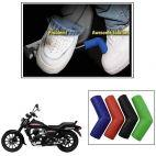 Rubber Shifter Sock Boot Shoe Protector Shift Cover Motorcycle Dirt Bike-A