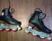 Roller skates : Skating Boots SIZE:38