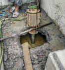 Drainage and safety tank cleaning service in Kathmandu Nepal