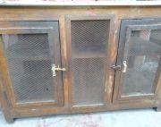 Kitchen rack made of saal wood