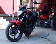 Yamaha New FZS