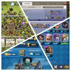 2 IN 1 OFFER COC AND CR IN SAME GMAIL ACCOUNT!!